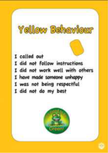 Yellow Behaviour
