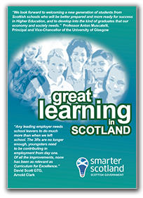 Great learning in Scotland