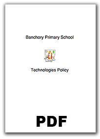 web ICT policy link - PDF