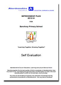 Self Evaluation improvement plan